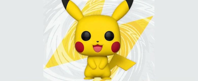 Funko Pikachu Pop! Image