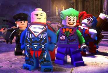 LEGO DC Super-Villains Screenshot
