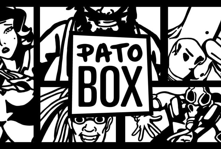 Pato Box Review Header