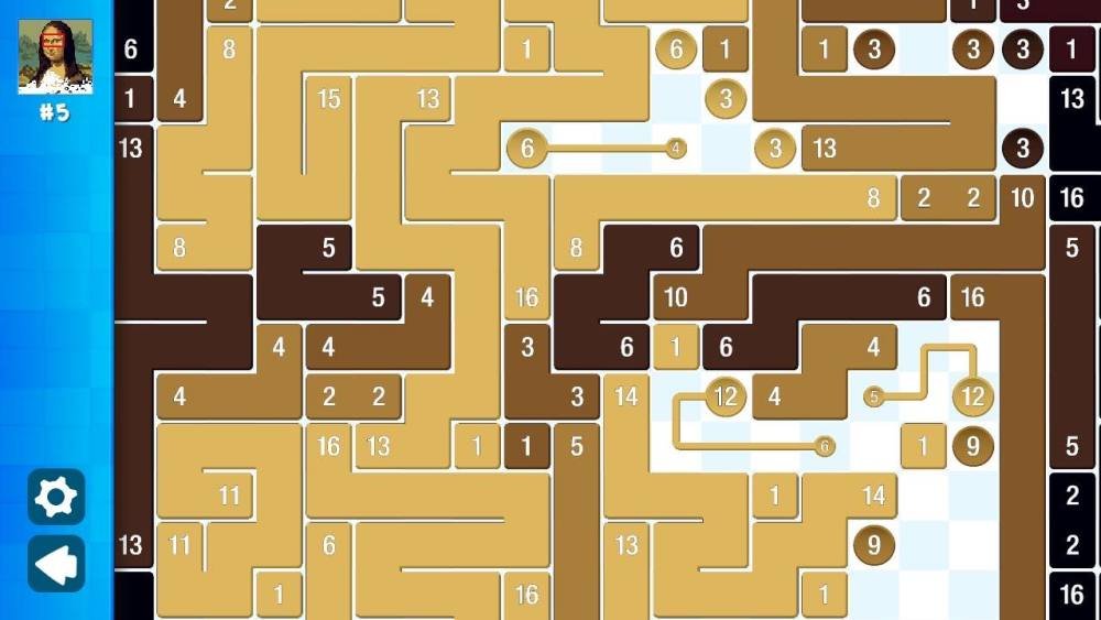 Piczle Lines DX 500 More Puzzles Review Screenshot 2