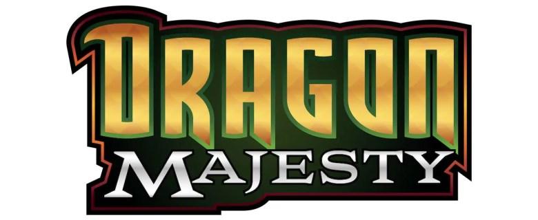 Pokémon TCG: Dragon Majesty Logo