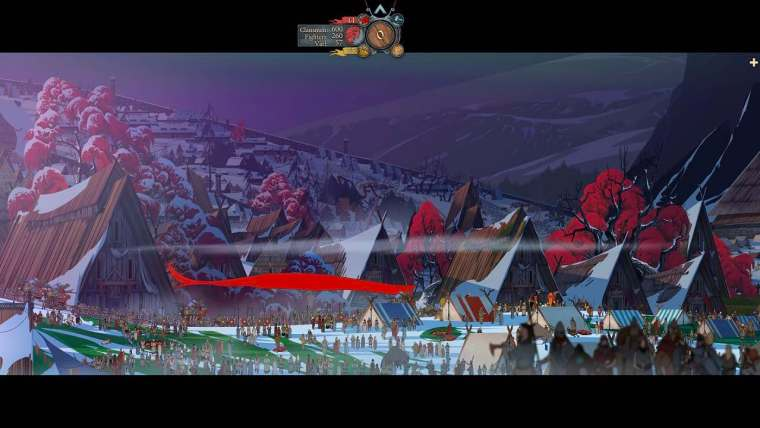 The Banner Saga 3 Review Screenshot 2