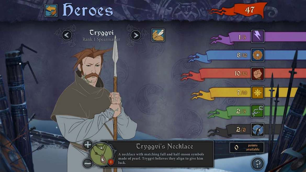 The Banner Saga Review Screenshot 3