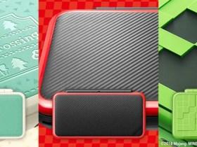 Three New Nintendo 2DS XL Photo