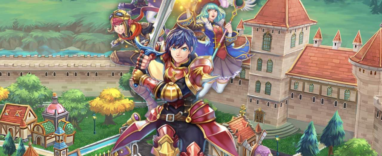 Valthirian Arc: Hero School Story Artwork
