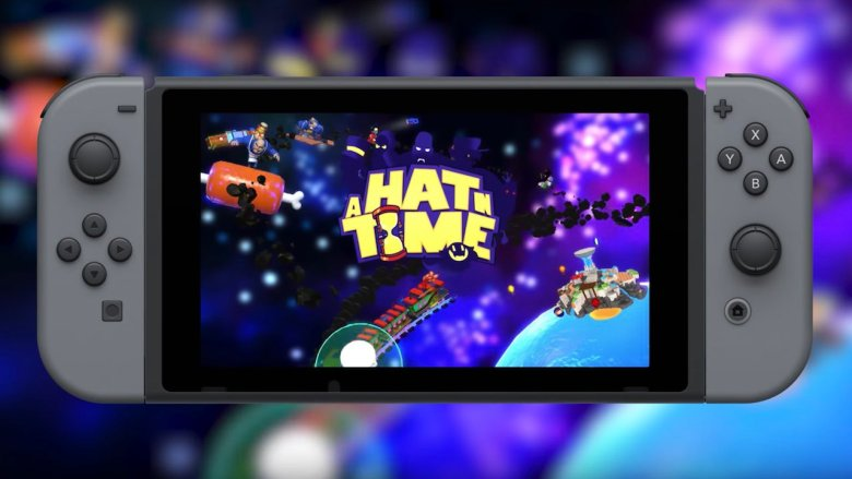 A Hat In Time Nintendo Switch Screenshot