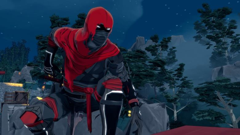 Aragami: Shadow Edition Screenshot