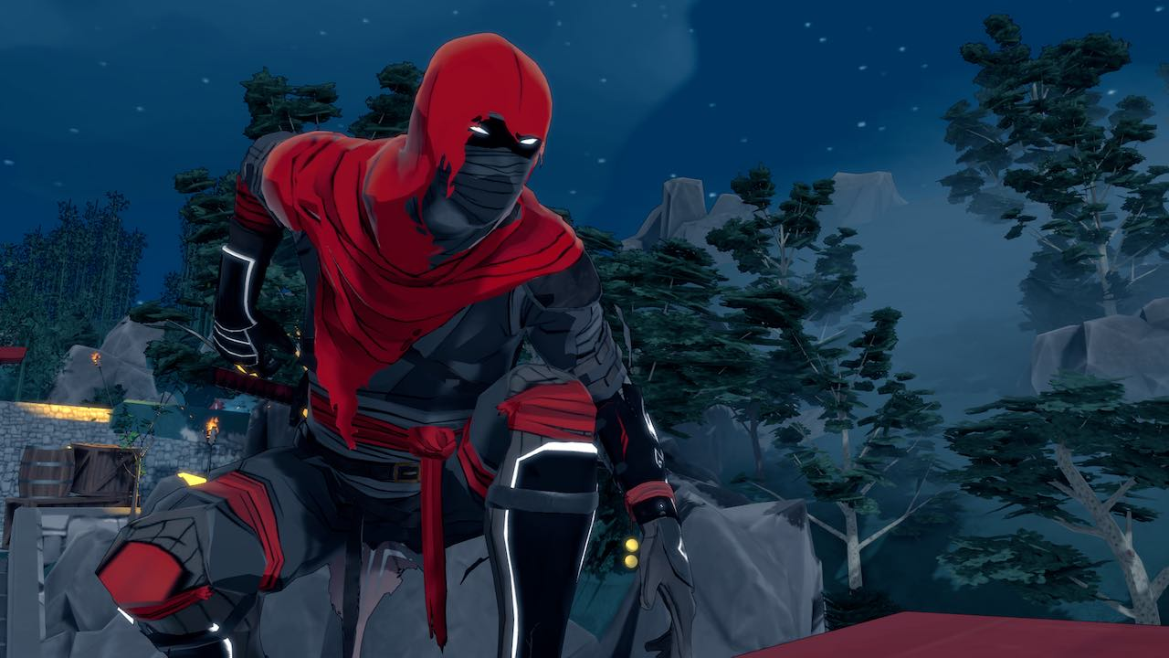 Aragami: Shadow Edition Screenshot