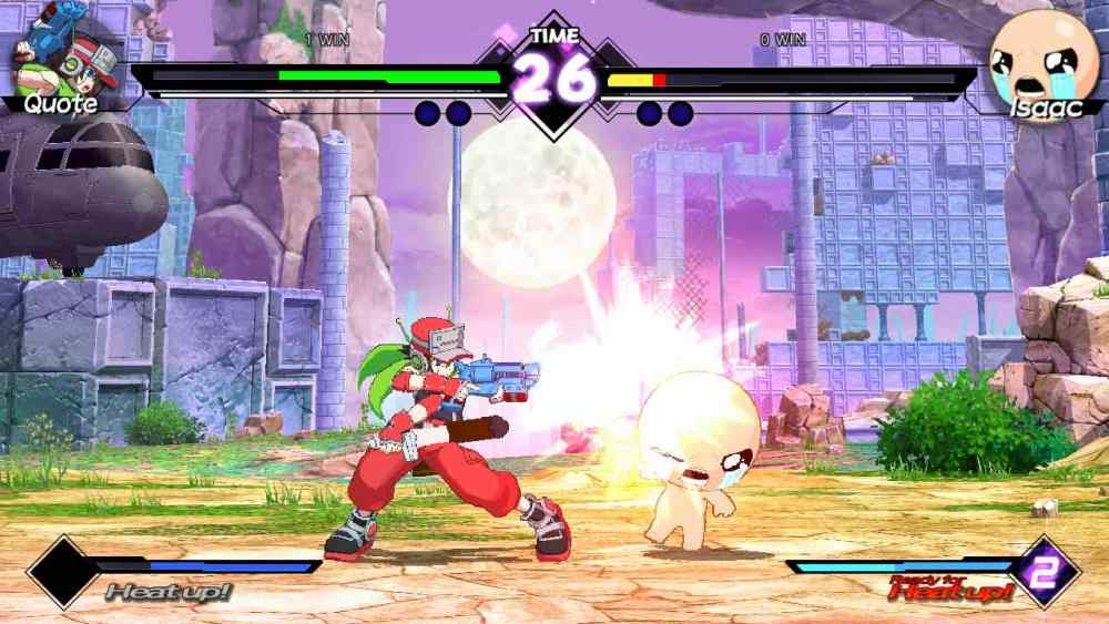 Blade Strangers Review Screenshot 1