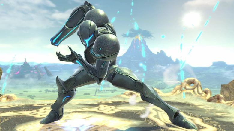 Dark Samus Super Smash Bros. Ultimate Screenshot