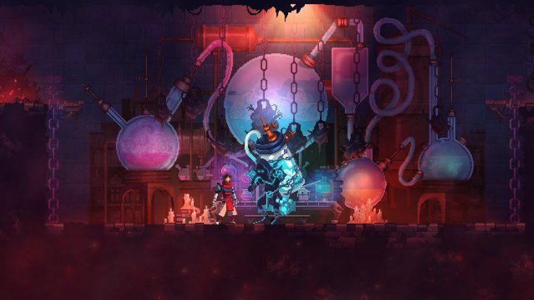 Dead Cells Review Screenshot 1
