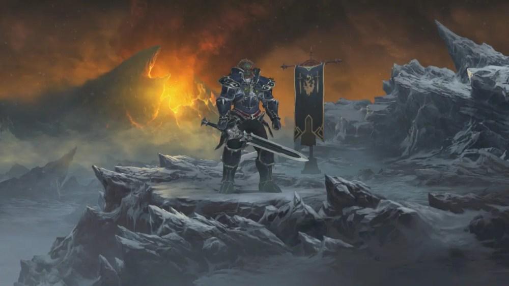 Diablo III Eternal Collection Switch Screenshot 1