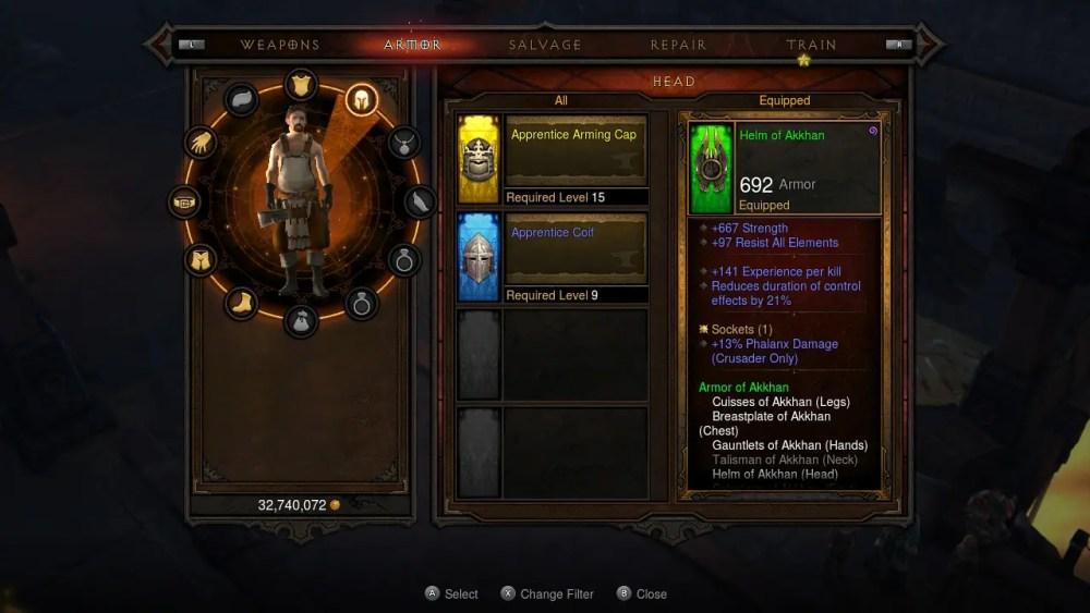 Diablo III Eternal Collection Switch Screenshot 10