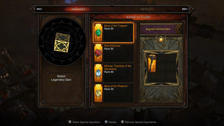 Diablo III Eternal Collection Switch Screenshot 14