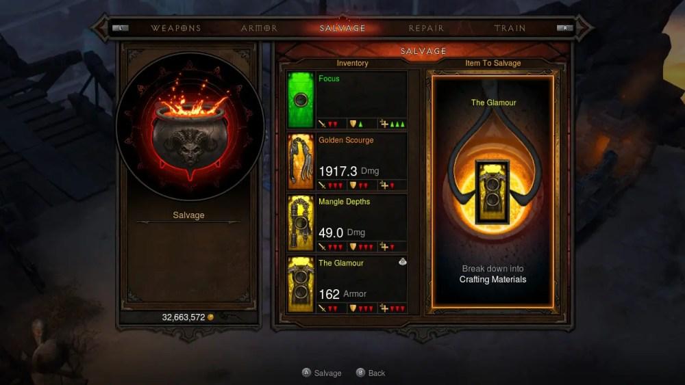 Diablo III Eternal Collection Switch Screenshot 16