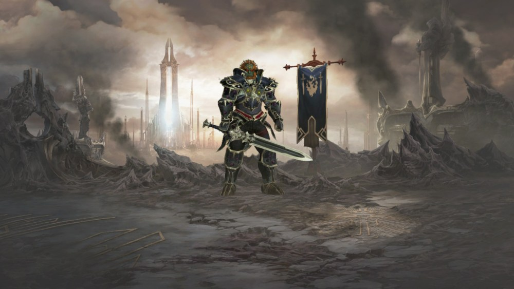 Diablo III Eternal Collection Switch Screenshot 2