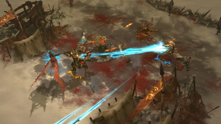 Diablo III Eternal Collection Switch Screenshot 20