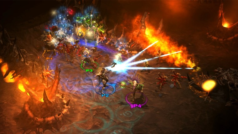 Diablo III Eternal Collection Switch Screenshot 23