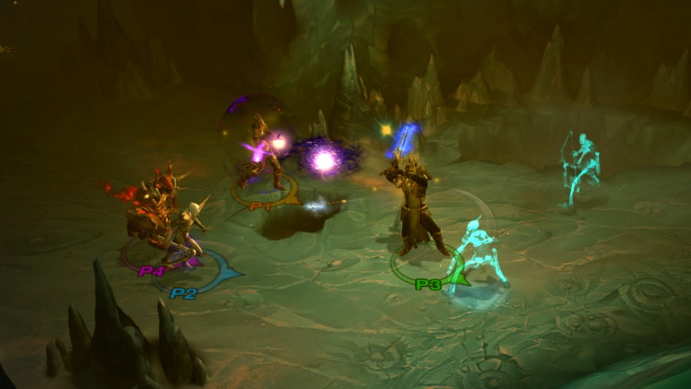 Diablo III Eternal Collection Switch Screenshot 24