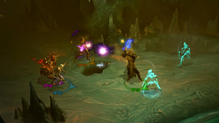 Diablo III Eternal Collection Switch Screenshot 24