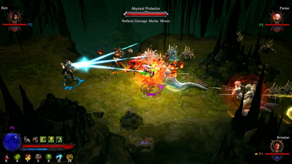 Diablo III Eternal Collection Switch Screenshot 29