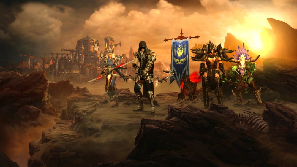 Diablo III Eternal Collection Switch Screenshot 31