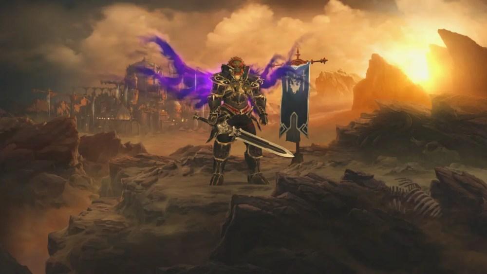 Diablo III Eternal Collection Switch Screenshot 4