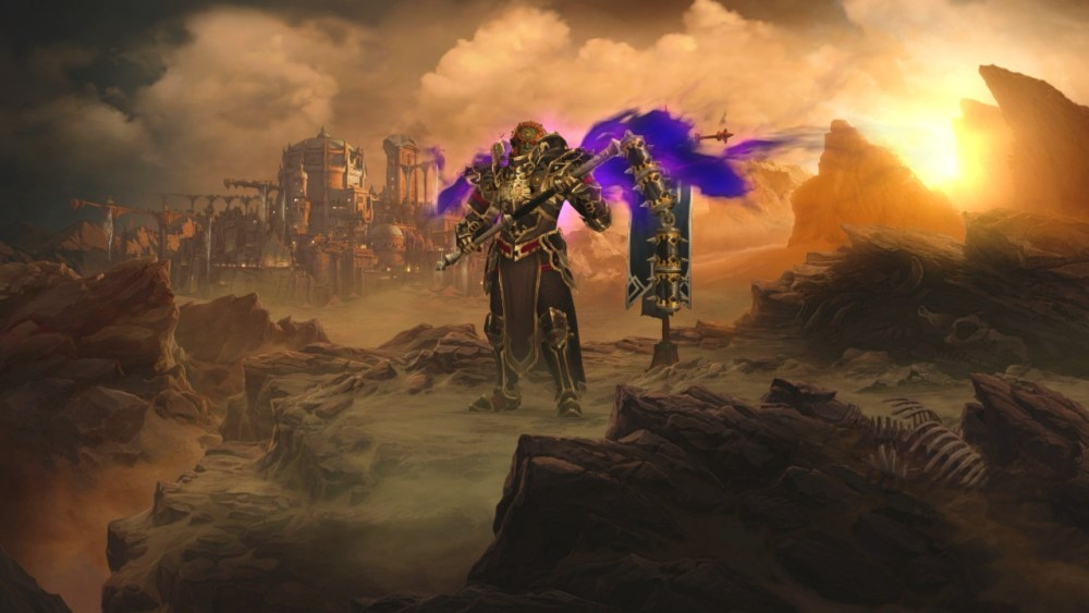 Diablo III Eternal Collection Switch Screenshot 5