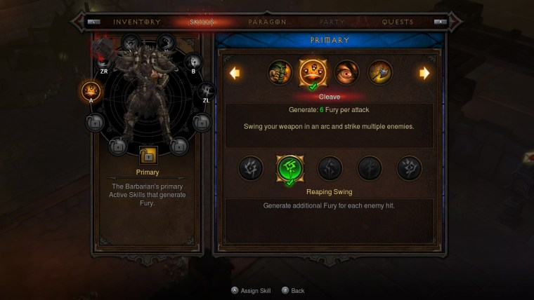 Diablo III Eternal Collection Switch Screenshot 9