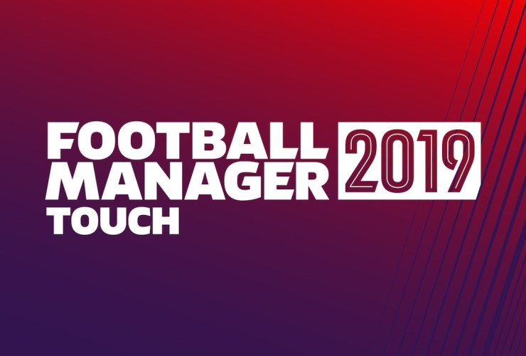 Football Manager Touch 2019 Logo