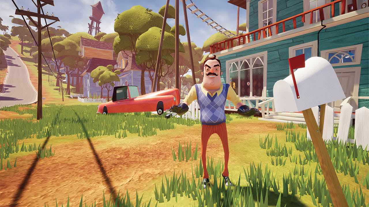 Hello Neighbor Review Screenshot 1