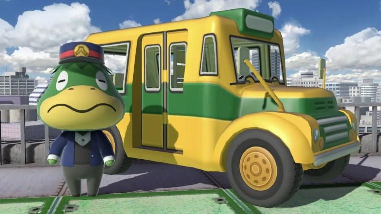Kapp'n Super Smash Bros. Ultimate Screenshot