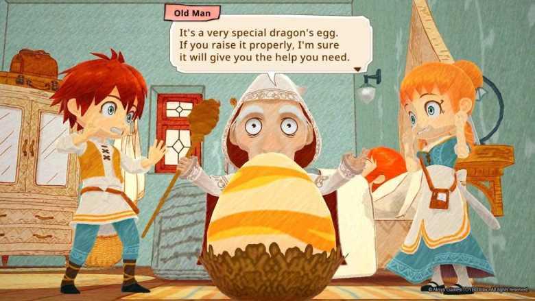 Little Dragons Café Screenshot