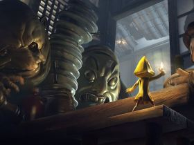 Little Nightmares Artwork