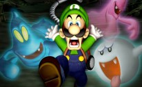 Luigi's Mansion GameCube Art
