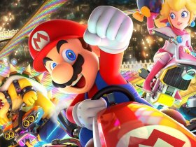 Mario Kart 8 Deluxe Artwork