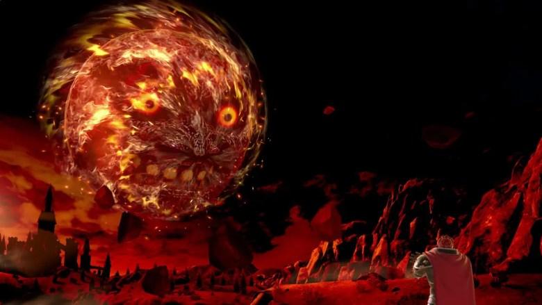 Moon Super Smash Bros. Ultimate Screenshot
