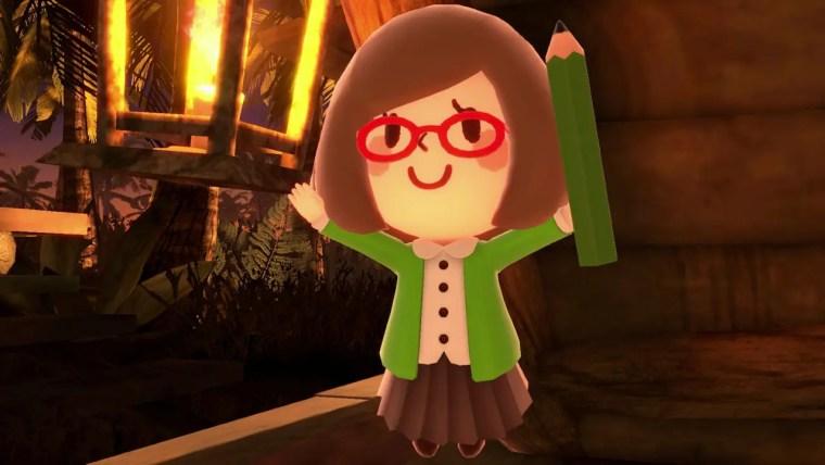 Nikki Super Smash Bros. Ultimate Screenshot