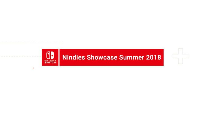 Nindies Showcase Summer 2018 Logo