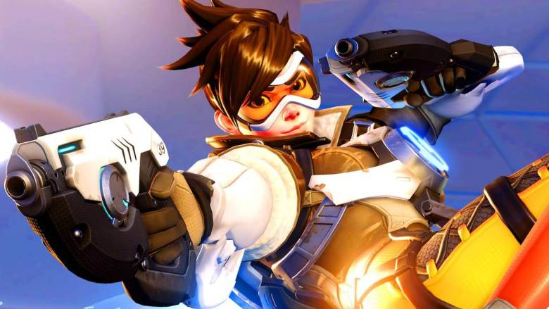 Overwatch Tracer Artwork