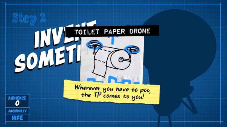 Patently Stupid The Jackbox Party Pack 5 Screenshot