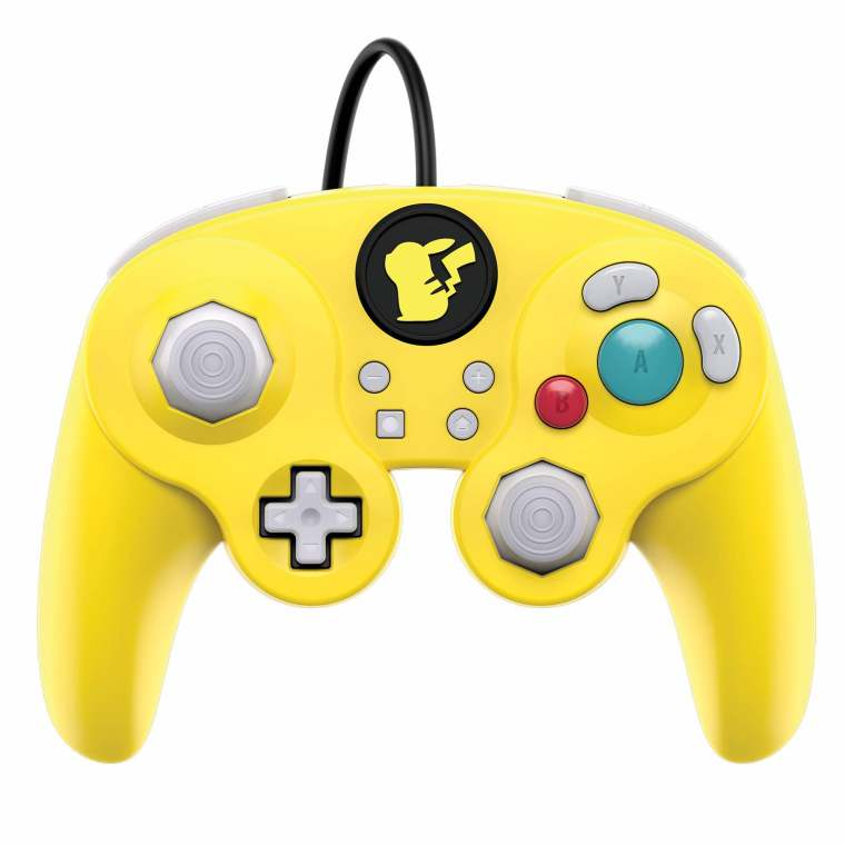 PDP Pikachu Wired Smash Pad Pro Photo 4