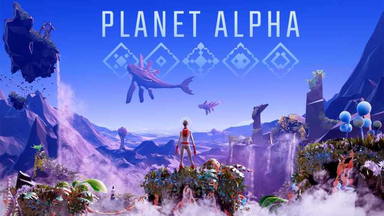 Planet Alpha Key Artwork
