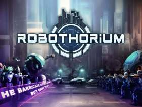 Robothorium Artwork