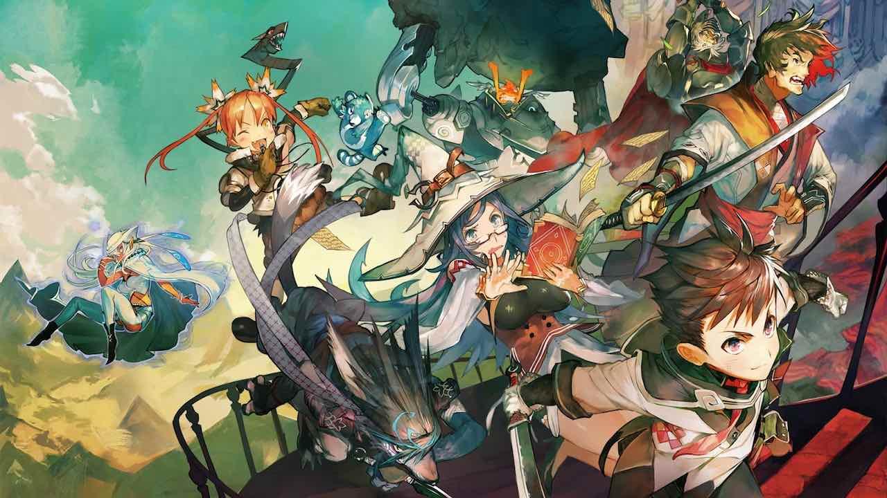 RPG Maker MV Art