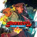 Streets Of Rage 4 Artwork