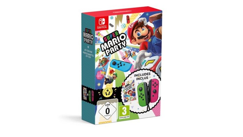Super Mario Party Bundle Photo