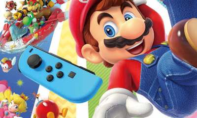 Super Mario Party Preview Header