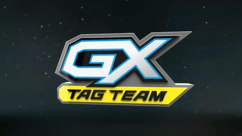 Tag Team Pokémon-GX Logo