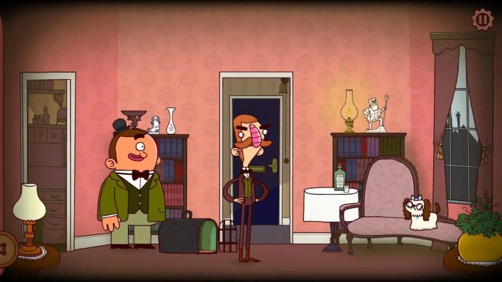 The Adventures Of Bertram Fiddle: Episode 1 Review Screenshot 1
